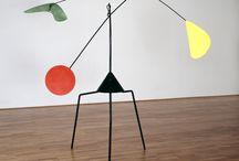 Artist and sculptor: Alexander calder