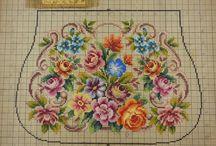 Cross stitch & grid patterns