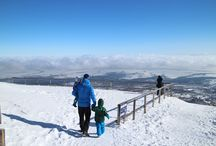 unforgettable winter in High Tatras, Slovakia / great ski slopes, skiing, tasty food, family trips, children