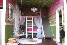 Playroom Ideas / Looking to create a magical playroom? Search here for fabulous playroom ideas!