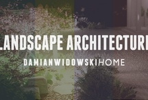 LANDSCAPE ARCH. FROM DAMIAN WIDOWSKI / Projects of gardens, terraces, landscape and urban spaces made by me!