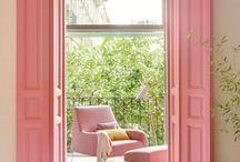 Pink! / by Suzanne Stewart