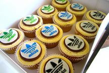 Cakes Ahoy! / Promotional logo cupcakes and corporate cakes