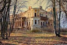 Abandoned Homes & Buildings / by Suzanne Yazzie