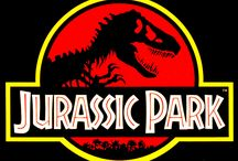 Jurassic Park / Includes Jurassic Park,The Lost World:Jurassic Park ,Jurassic Park III ,Jurassic World and Beyond  / by Joshua Bluemel