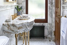 Bathing Spaces / It is high time that bathing spaces get their share of importance. Classic and traditional to contemporary and chic - match your style to your bathroom and bring a delightful change in your life!