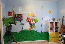 Avery's new room / by Tiffany Glover