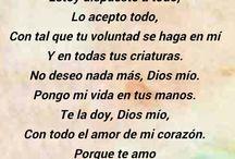 oraciones / by Martha Villamizar