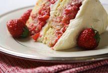 yum (desserts) / by Casey von Stein