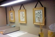 Office Decor Ideas / Maybe someday... / by Jennifer Johns