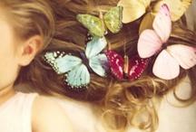 Flutterby Butterfly... / by Sam