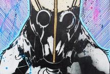 New Art Night art / Art from our artist