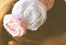 Craft It--flowers and headbands