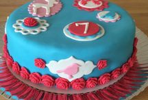 PiP Studio stijl taarten / Mijn taarten