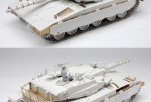 tank & vehicle
