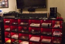Game Room / by Ricky Looney