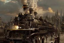 Steampunk - Other Transport
