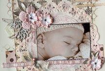 Scrapbooking-Babies / by Carole Sklenar