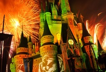 Walt disney world at christmas and halloween / My 2 favorite holidays and my fav place in the world
