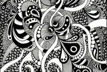 Zentangles / by Lesley Freedom
