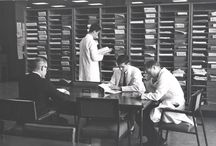 Medical Libraries from the Past
