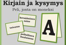 Suomen kieli ja kirjallisuus
