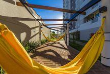 Decoração Térreo Solar Mirador Residence | Londrina