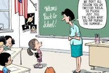 Back to school fun for parents / A few humorous images for the most wonderful time of the year
