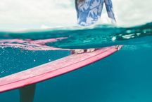 Surf blues and brights