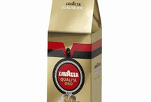 Coffee Espresso Beans & Pods / We feature two great coffees from different parts of the world. Diosa del Cafe from Nicaragua, the best we could find in the region, and Lavazza brand coffee espresso beans, and grounds from Italy!