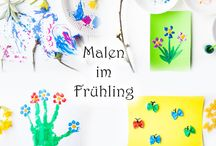 Basteln Frühling