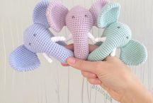Crochet - Baby toy