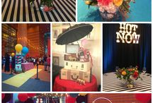 Cirque Events / Is the Circus in town for your next party? RSVP Events can design, produce, and execute the most amazing circus-themed party you've ever seen.