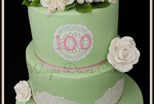 Weegee Deans Cakes - Girls Birthday Cakes