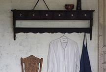 SHOP DECOR / antique shop fitting