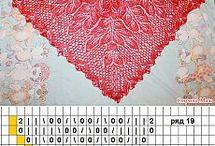 Knitting patterns/Stickmönster