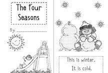 preschool: weather & seasons. / by Amanda Greer