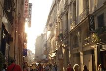 Un peu de Paris / Makes me feel complete. :)  a 'not-to-forget' reminder