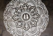 indian art motifs