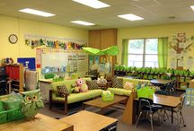 Owl themed classroom / by Yvie Robles