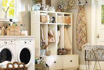 Laundry/Mud Room / by Lauren McQuilkin