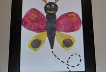 Eric Carle Inspired / by Sarah Sterling