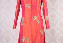 Raw silk designs