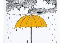 Raing doodling