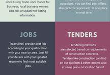 Trade jinni services
