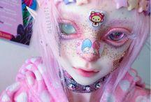 Doll kawaii i pastel goth