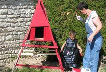 la cocorette / je suis tombée amoureuse de poules naines mon mari a construit un petit poulailler la cocorette