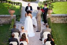 Weddings in Tuscany / Outdoor ceremonies in Tuscany