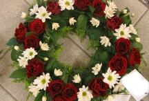 begravelse krans