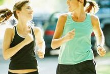 Get Fit Chick  / Sharing tips and work-outs to get moving and stay fit.